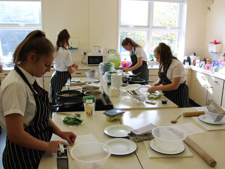 Fundraising for Food Technology