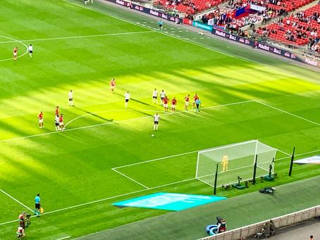 Eggbuckland go to Wembley; England V Bulgaria- Saturday 7th September