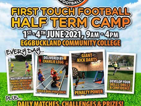 Half term camps