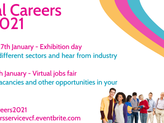 Important Careers Information for Years 11 and 13