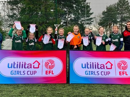 The Girls' Football Team are Still Smashing It!
