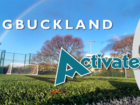 Our Activate Community Programme is back up and running