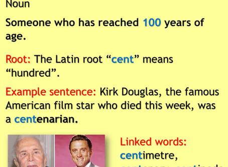 Root Word of the Week
