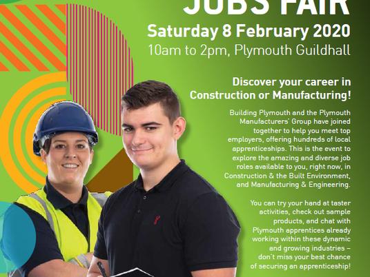 Apprenticeship Fair Reminder