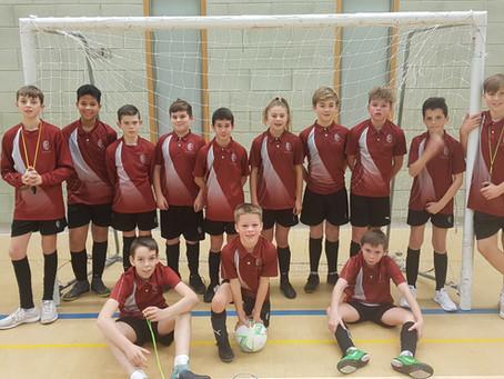 Year 7 Futsal Update