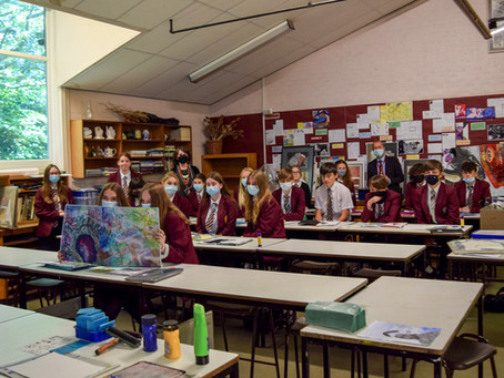 Year 10 Class of the week 1