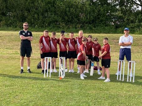 Year 7/8 Cricket Round 2