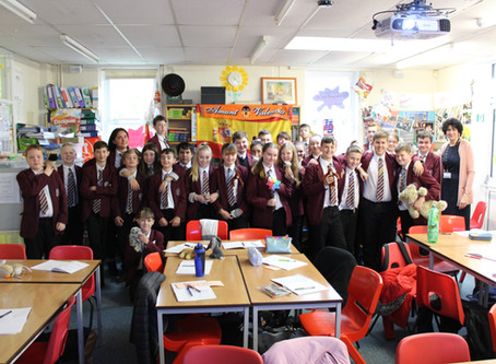 Mr Corrigan's Class of the Week Year 8