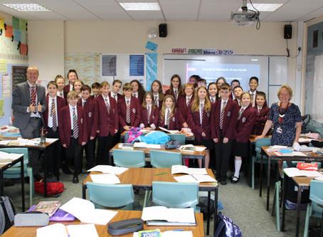 Mr Corrigan's Class of the Week - Number 2