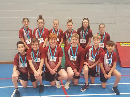 Eggbuckland Students Triumph at Indoor Athletics