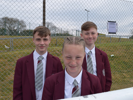 Plymouth Under 14 Football Successes