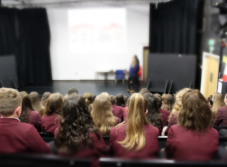 Assemblies on 'County Lines'