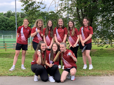 Year 9 Rounders