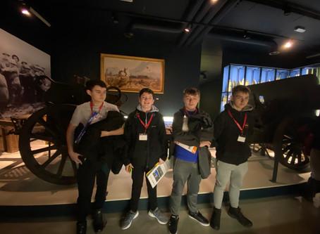 World War 1 Centenary Battlefield Tour