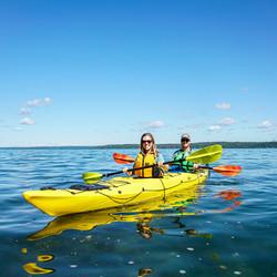 Double Kayaks
