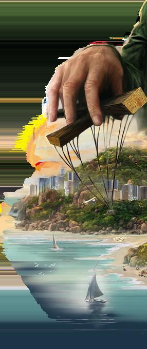 Tropico for mobile