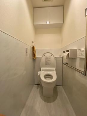 ホーロー便器・ホーローパネルでお手入れが簡単トイレに|リフォームの施工事例|トイレ