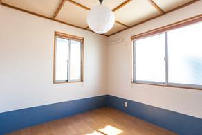 和室から、和モダンなインテリアの洋室へリフォームしました|リフォームの施工事例|洋室