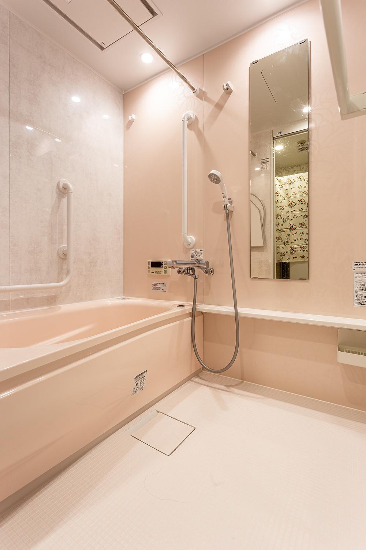 バスルーム・浴室:リフォームの施工事例