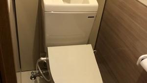 ホーローパネルでお手入れ簡単トイレに!|トイレ