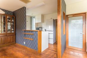 使いやすいキッチンに新しくして、収納も充実させたい。|リフォームの施工事例|戸建て