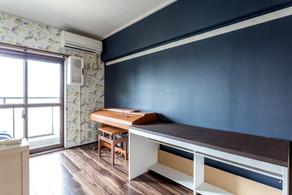 個性に合わせたインテリアで居心地の良い個室にリフォーム。|リフォームの施工事例|洋室