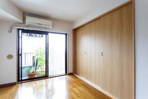 リビングと和室との開口を広げ、開け放たれた空間へ|リフォームの施工事例|リビング