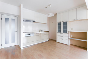 同じサイズでも収納量は倍以上!お手入れも楽々キッチンに!|リフォームの施工事例|キッチン