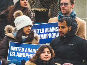 CANADA LAYS TERROR CHARGES AGAINST VIOLENT ACTS OF ISLAMOPHOBIA