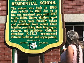 SECURITY IMPLICATIONS OF THE DISCOVERY OF MASS UNMARKED GRAVES AT INDIGENOUS RESIDENTIAL SCHOOL SITE