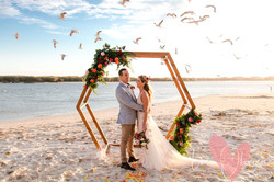 Dream wedding ceremonies, wedding styling, Sunshine Coast Queensland Australia