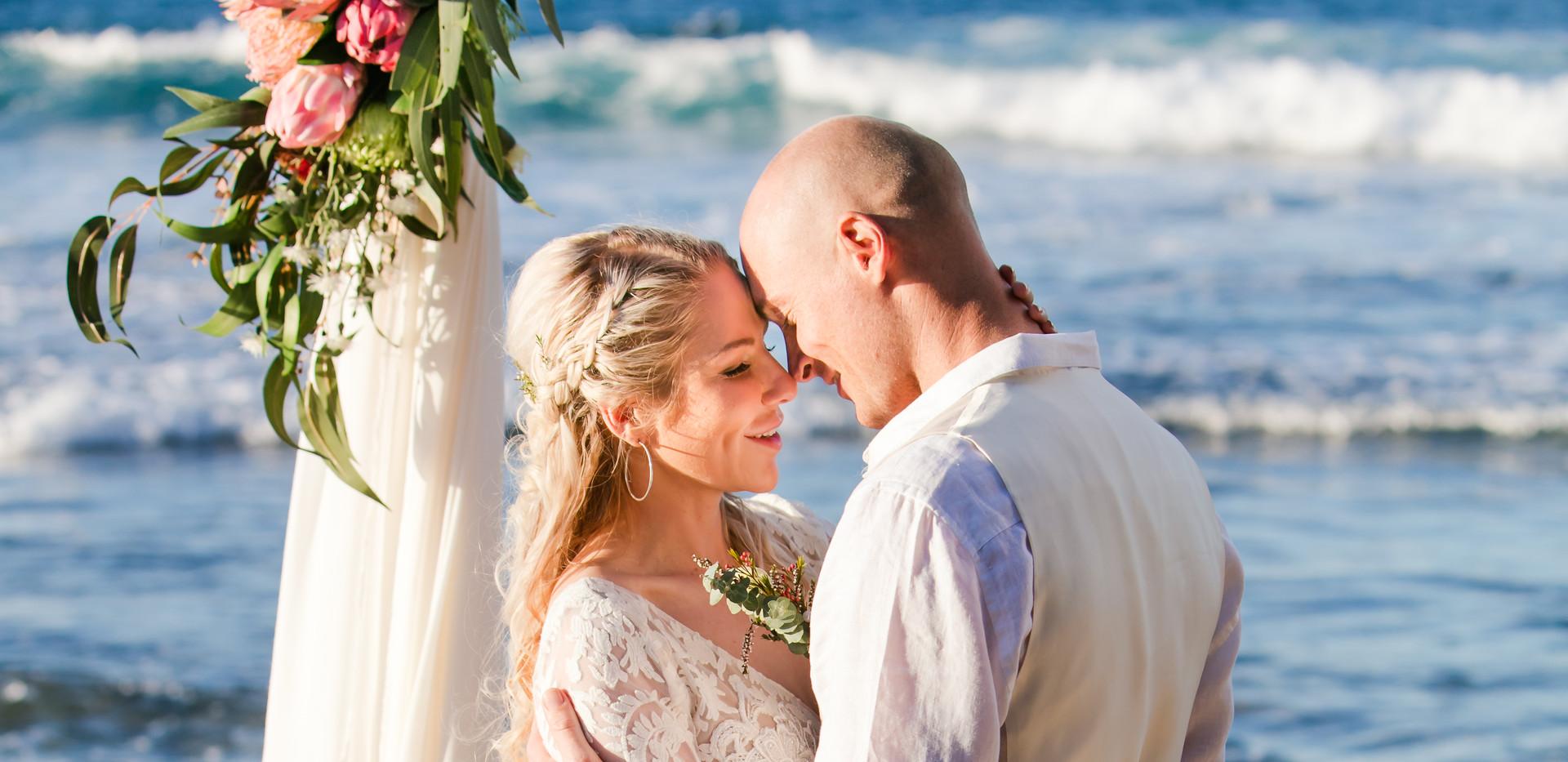 Sunshine coast wedding styling
