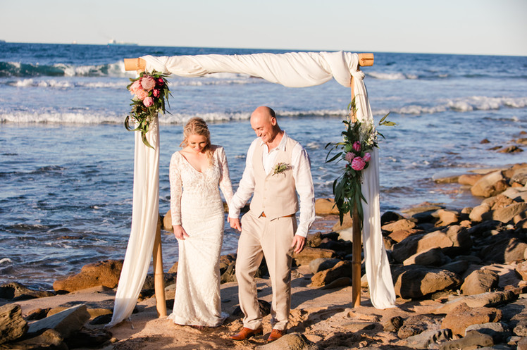 Wedding arbour packages sunshine coast