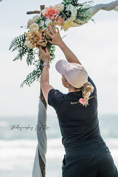 Wedding planner and stylist sunshine coast queensland