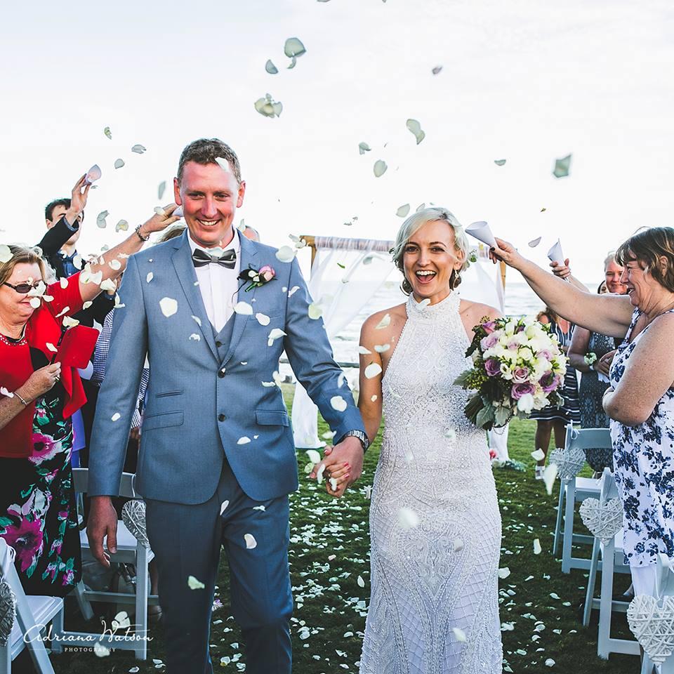 Dream wedding ceremonies, wedding styling, Sunshine Coast Queensland Australia