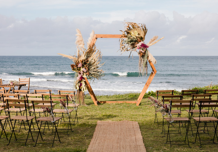 Boho wedding packages