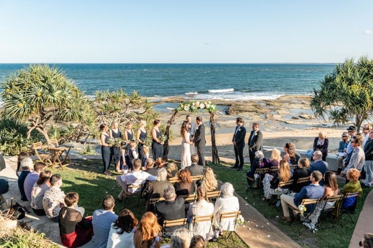 Outdoor wedding hire sunshine coast