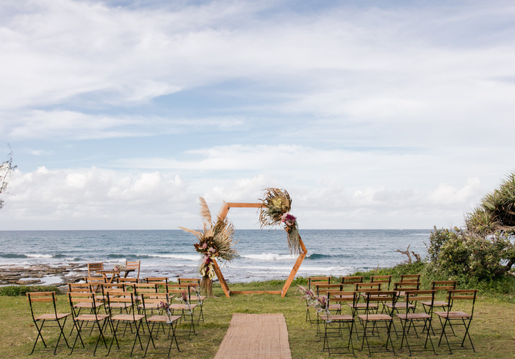 Caloundra wedding decorator