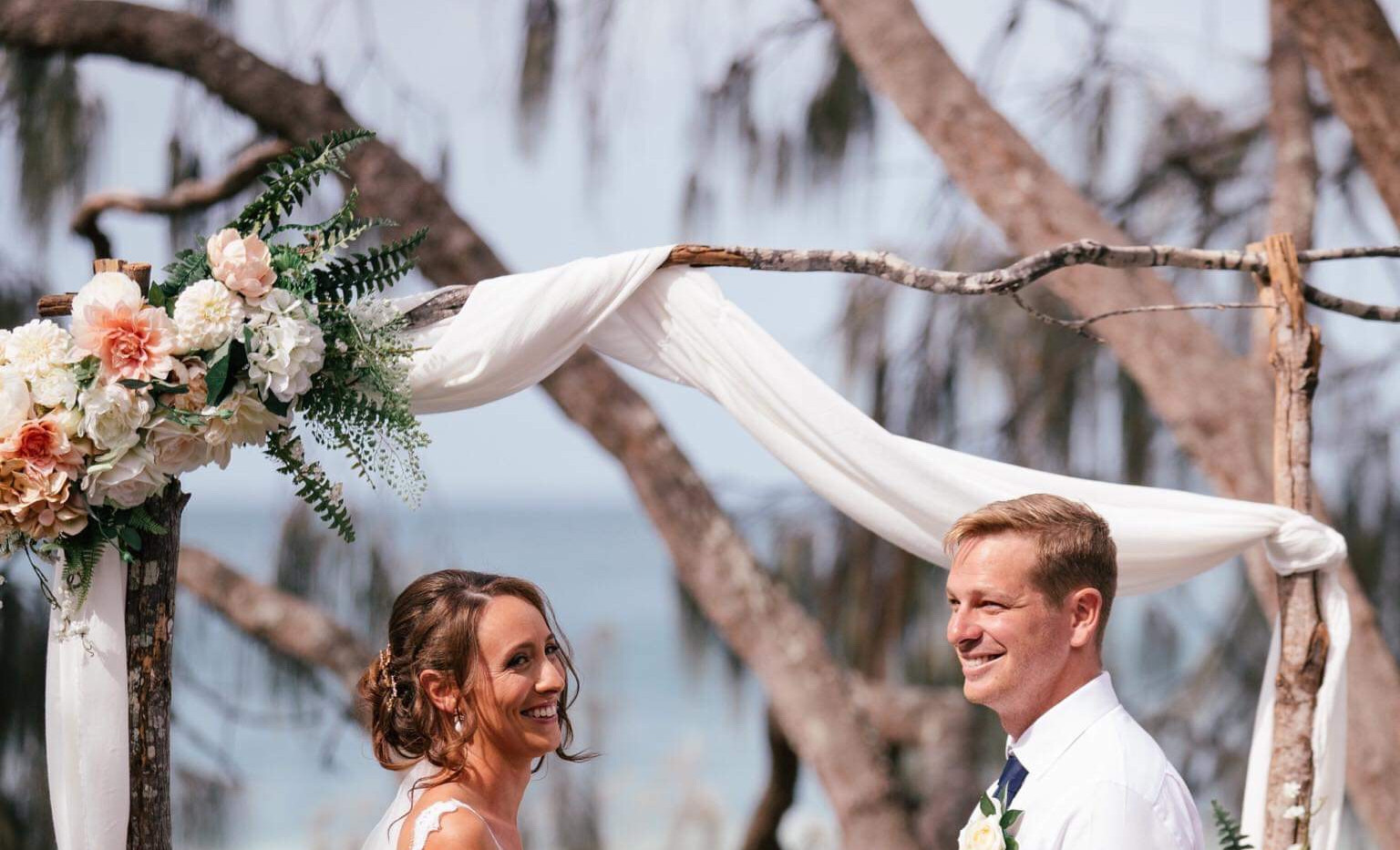 Natural beauty wedding package