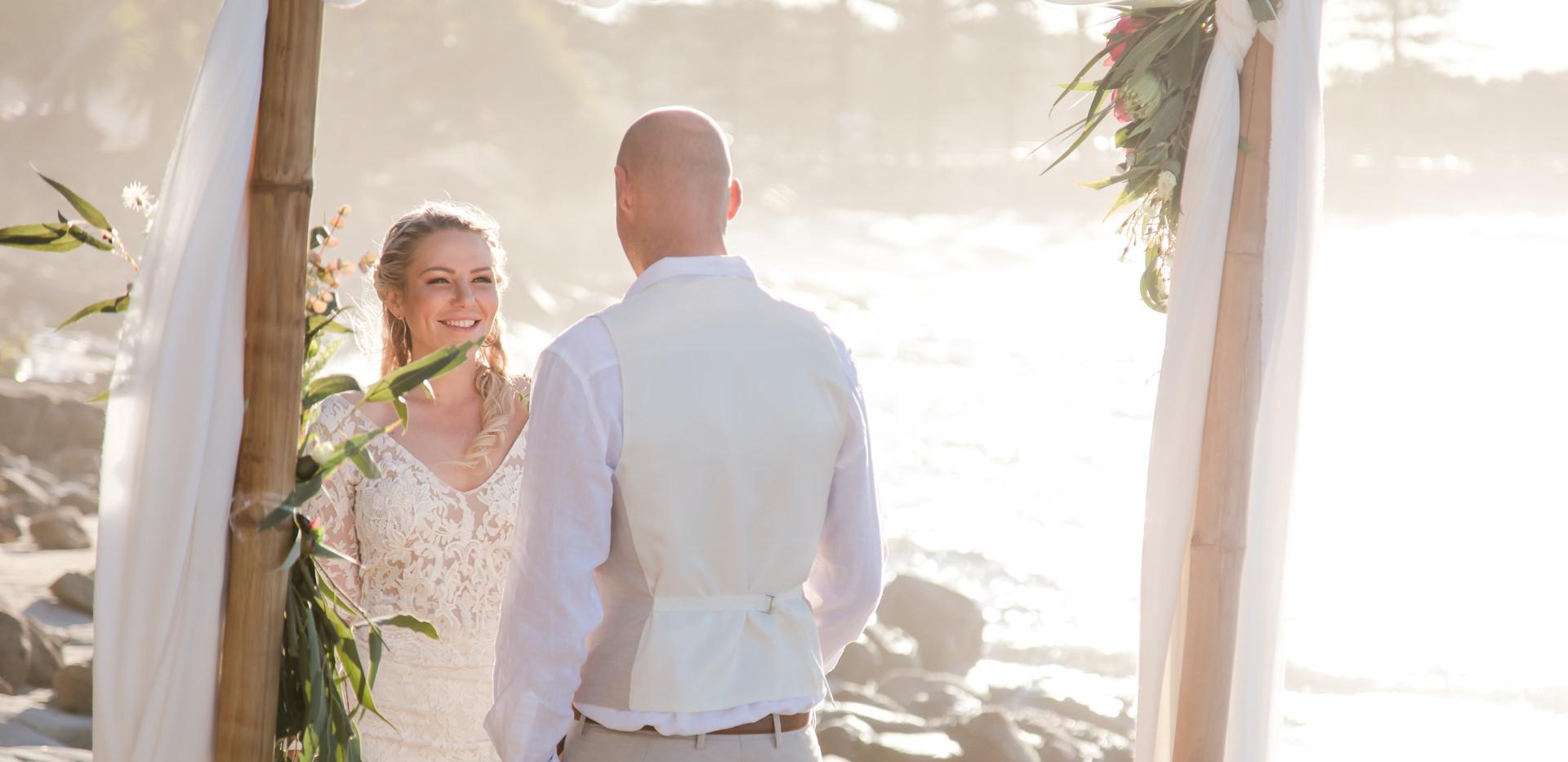 Sunshine coast wedding decorations