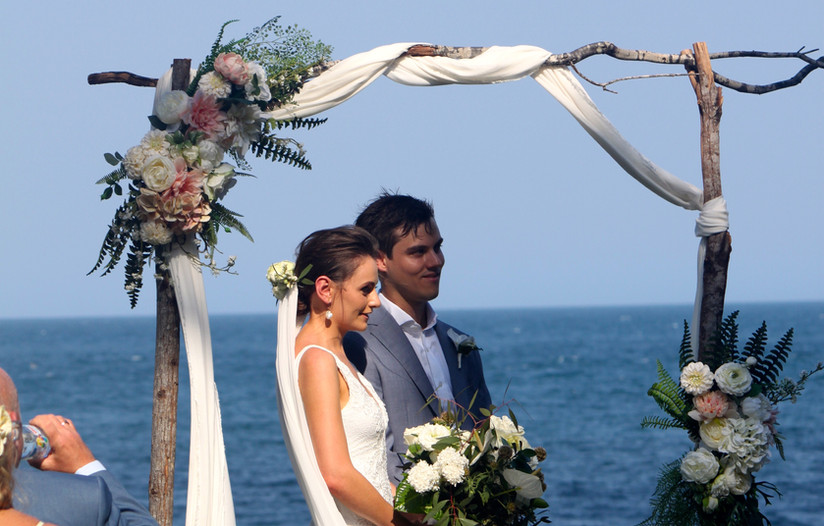 Wedding packages for hire sunshine coast