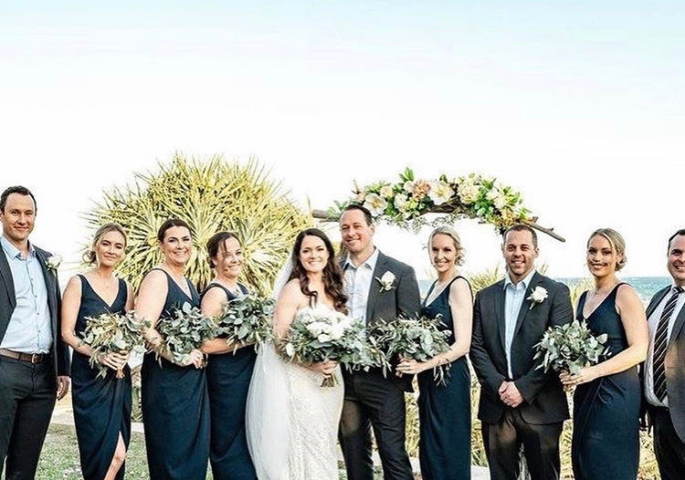 Caloundra wedding
