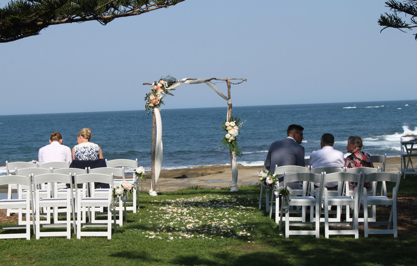 Wedding ceremony packages sunshine coast