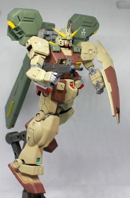 HG 1/144 - Gundam TR-1 Hazel II
