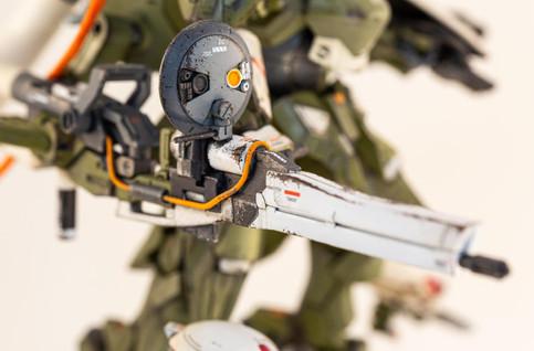 HG 1/144 - White Scar Beret