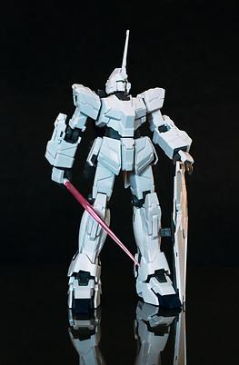 HG 1/144 - Unicorn Gundam