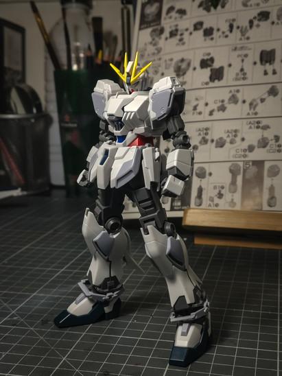 HG 1/144 - Narrative Gundam