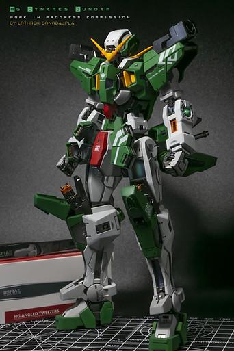 MG 1/100 - Dynames Custom