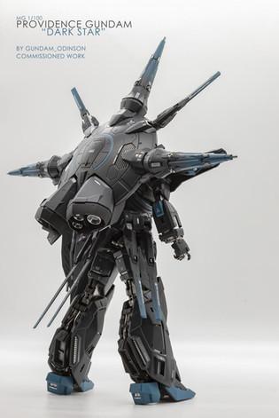 "MG 1/100 - Providence Gundam ""Dark Star"""