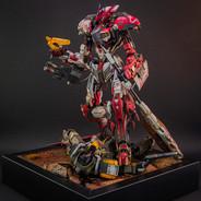 Barbatos Red Fury